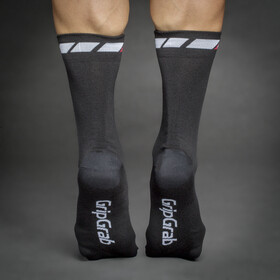 GripGrab Classic High Cut High Cut Socks black
